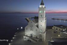 Trani – La Cattedrale dall'alto: che spettacolo. Il VIDEO