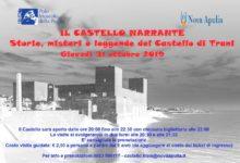 Trani – Giovedì apertura serale: Storie, misteri e leggende del Castello di Trani