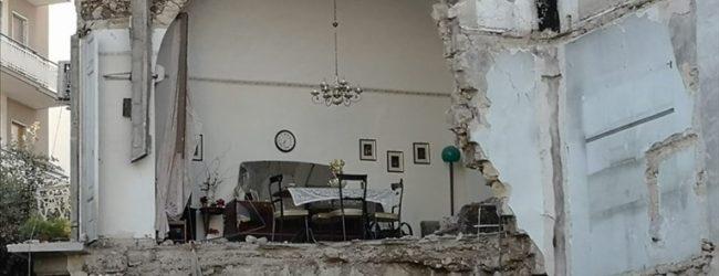 Andria – Crollo palazzina: tre indagati per disastro colposo
