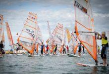 Margherita di Savoia – Grande successo per la finale di Coppa Italia di windsurf. FOTO e VIDEO