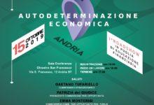 1° Road Show di Educazione Finanziaria il 15 ottobre ad Andria