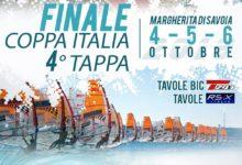 A Margherita la finale di Coppa Italia di vela: grande ritorno di immagine per la città salinara