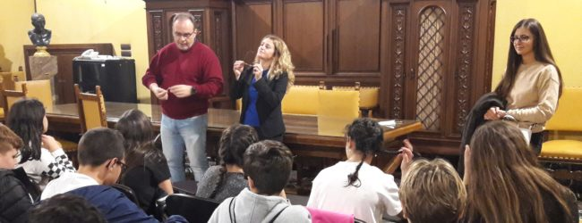 """ANDRIA – La scuola Fermi-Mariano in """"UN VIAGGIO ALLA SCOPERTA DEL PAESE DI MONETA"""""""