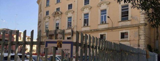 """Barletta – Rimozione cancello vecchio ospedale, Cannito: """"Una piccola ma importante impresa per la città"""""""
