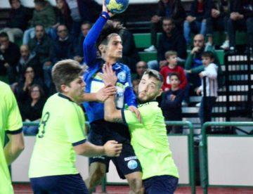 Pallamano – Esordio col botto per la Fidelis Andria Handball: batte in casa l'Altamura 32-23. FOTO