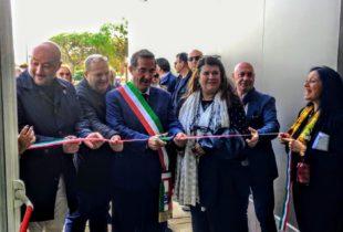 """Margherita – Dopo dieci anni riapre la scuola primaria """"Galante"""": l'inaugurazione del nuovo plesso"""