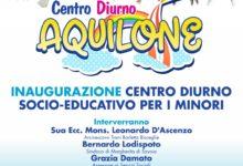 """Margherita – Inaugurazione Centro Diurno """"Aquilone"""": la struttura destinata ai minori in difficoltà"""