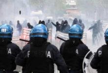 Tifosi dell'Andria aggrediti a Nocera dopo la partita: un'auto distrutta ma nessun ferito