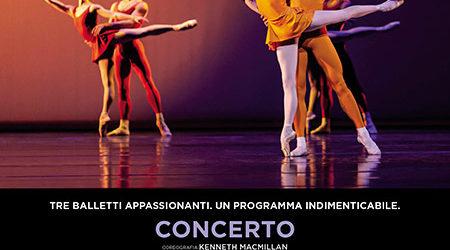 Barletta – Triple Bill, baletto in diretta da Londra alla Multisala Paolillo