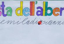 """ANDRIA – La scuola """"A. Rosmini"""" omaggia """"LA FESTA DELL'ALBERO"""""""