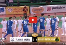 HIGHLIGHTS – Florigel Futsal Andria vs. Bitonto Futsal Club 2-3
