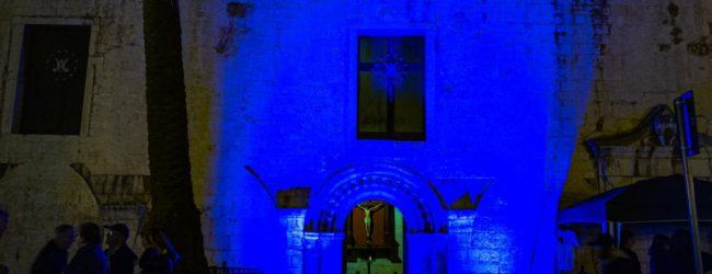 Trani – San Francesco in blu: tre giorni di diagnosi del diabete