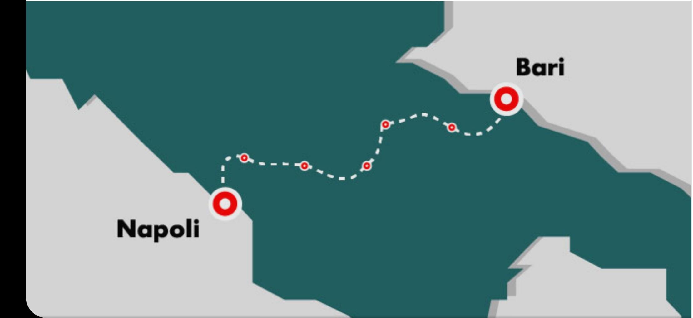 Trenitalia – Alta velocità, collegamento Bari- Napoli pronto nel 2023. IL PROGETTO BATmagazine – Notizie d'approfondimento di Barletta Andria Trani – provincia bat – Provincia Barletta Andria Trani. Cronaca, politica, sport, economia, cultura e attualità