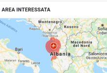 Terremoto in Albania: scossa avvertita anche in Puglia