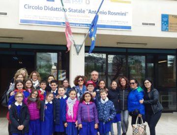 """ANDRIA –  #ioleggoperchè2019: il progetto della scuola """"Rosmini"""" contro il bullismo"""
