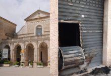 Andria – Tentata rapina al bar adiacente il Santuario Madonna dei Miracoli