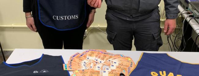 Guardia di Finanza – Sequestrate 220 banconote contraffatte da 50 euro