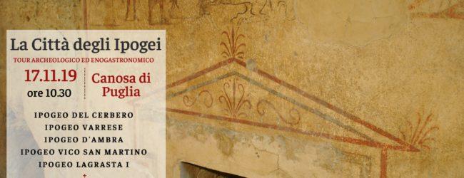 La città degli Ipogei: tour archeologico ed enogastronomico a Canosa