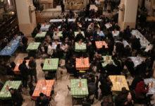 Una grande tavola per 4000 persone bisognose: la cena speciale offerta da Despar Centro-Sud