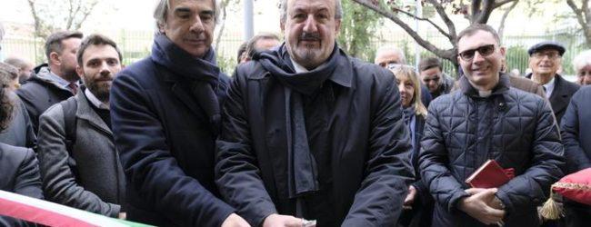 Barletta – Emiliano inaugura Presidenza nella Provincia BAT