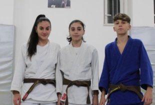 """Judo – Le giovani stelle del centro sportivo Judo Andria """"brillano"""" in terra campana"""