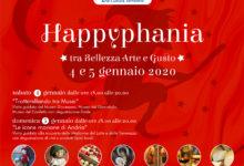 """ANDRIA – """"HAPPYPHANIA, Visite guidate tra Arte Bellezza Gusto"""": sabato 4 e domenica 5 gennaio 2020"""