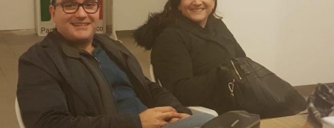 Barletta – Dopo il commissariamento, il nuovo segretario del PD è Rosa Cascella. FOTO