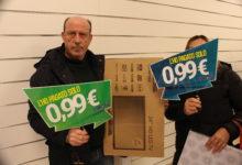 Barletta – Aperto Eurodì: Televisori venduti a meno di 1 euro
