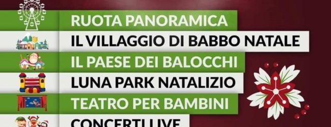 """""""Buon Natale a Barletta"""", ecco gli eventi in programma"""