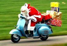 """""""Tour dei Babbo Natale in Vespa"""" e """"Margherita Salt Fest 2019"""": gli appuntamenti natalizi della città salinara"""