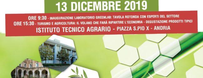 """ANDRIA – domani 13 Dicembre 2019: """"Decennale di sfide e innovazione tecnologica nella filiera agroalimentare e turistica"""""""