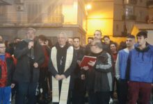 Trani – Inaugurato il campetto sportivo della parrocchia degli Angeli Custodi. VIDEO e FOTO