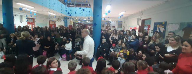 TRANI – Il mercatino della solidarietà alla scuola Beltrani. VIDEO