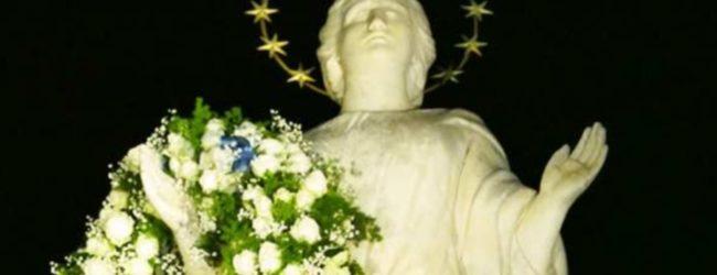 Trani – Natale 2019: stasera l'omaggio floreale all'Immacolata
