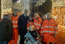Trani – Natale a Villa Telesio tra luminarie e presepe artistico. VIDEO e FOTO