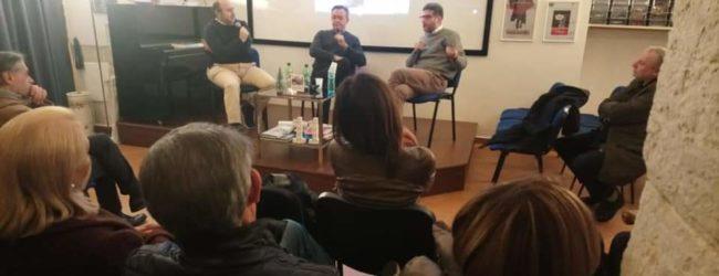 """Trani – Il circolo """"Dino Risi"""" ricorda Luciano Salce con il figlio Emanuele"""