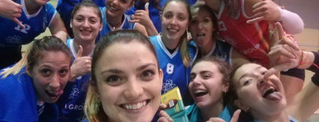 Volley – Lavinia Group Trani, a Battipaglia arriva il primo successo esterno in campionato