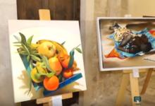 """Andria – """"Fidelis Arte"""", un successo di pubblico per la prima edizione della collettiva artistica. VIDEO"""