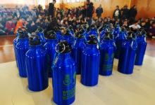 Barletta – Consegnate agli alunni le prime mille 'borracce ecologiche'
