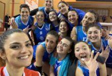 Volley B2  – La Lavinia Group Volley Trani torna al successo:  battuta 3-0 Ciù Ciù Offida