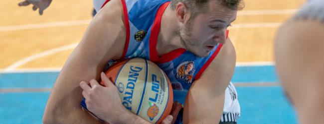 Basket – Trasferta insidiosa per i Lions Bisceglie a Sant'Antimo