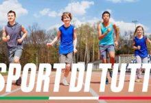 Trani –  Attività sportiva gratuita per bambini e ragazzi dai 5 ai 18 anni