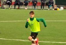 Il calciatore tranese Antonio Calefato convocato nella rappresentativa Under 16 della LND