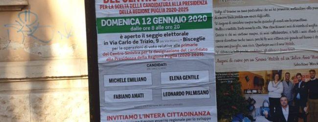 """Bisceglie – Interviene Michele Emiliano sulla campagna elettorale: """"Una fake news"""""""