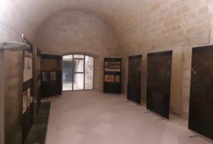 """Trani – Al castello mostra """"Auschwitz nelle opere degli ex-prigionieri"""". VIDEO"""