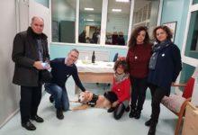 """Barletta – Il """"tocco di Dio"""" della pet-therapy entra per la prima volta in ospedale"""