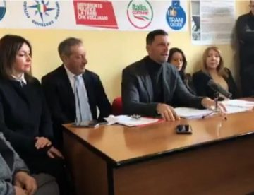 Trani – Amministrative 2020: Tommaso Laurora presenta la sua candidatura. VIDEO