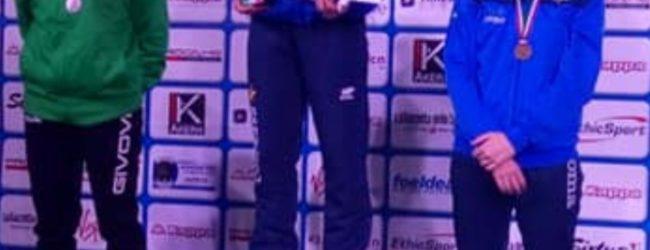 Trani – Campionato Assoluti di lotta: Sara Pellegrini medaglia d'argento