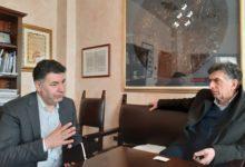 Barletta – Solidarietà alle popolazioni kurde, incontro fra il sindaco Cannitoe il coordinatore dell'Ufficio di informazione del Kurdistan