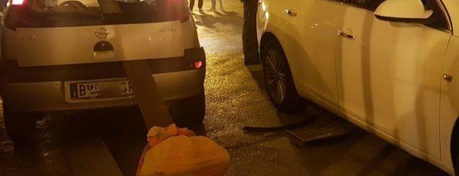 Barletta –  Tentata rapina in una gioielleria, intervengono i vigili urbani